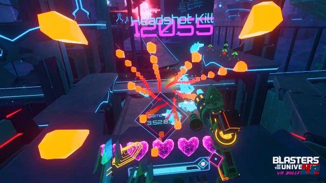 Screenshot - Blasters of the Universe (PlayStationVR) 92560801