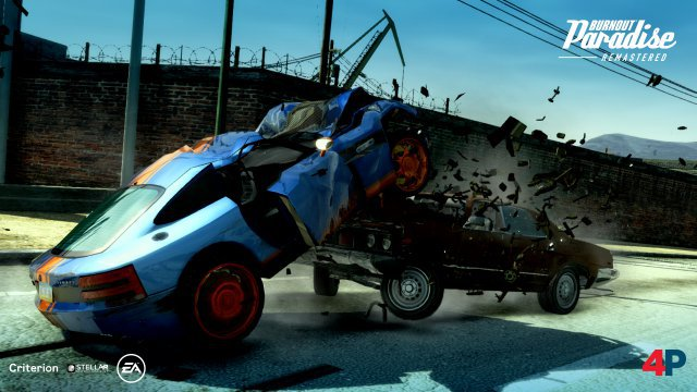 Screenshot - Burnout Paradise (Switch)
