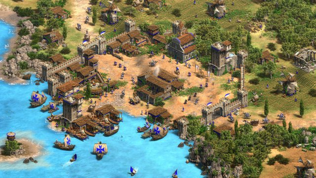 Screenshot - Age of Empires 2: Definitive Edition (PC)