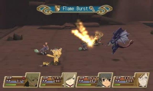 Screenshot - Tales of the Abyss (3DS) 2292482