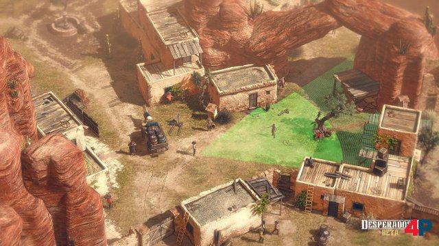 Screenshot - Desperados 3 (PC)