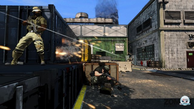 Screenshot - Special Forces: Team X (360) 92447157