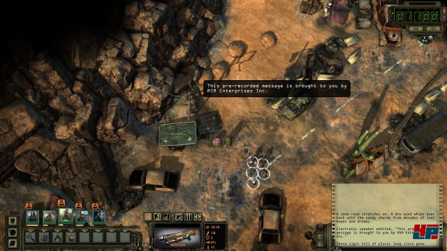 Screenshot - Wasteland 2 (PC) 92490631