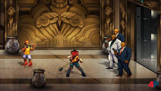 Screenshot - Streets of Rage 4 (PC)
