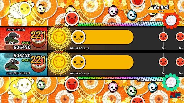 Screenshot - Taiko no Tatsujin: Drum 'n' Fun! (Switch) 92570314
