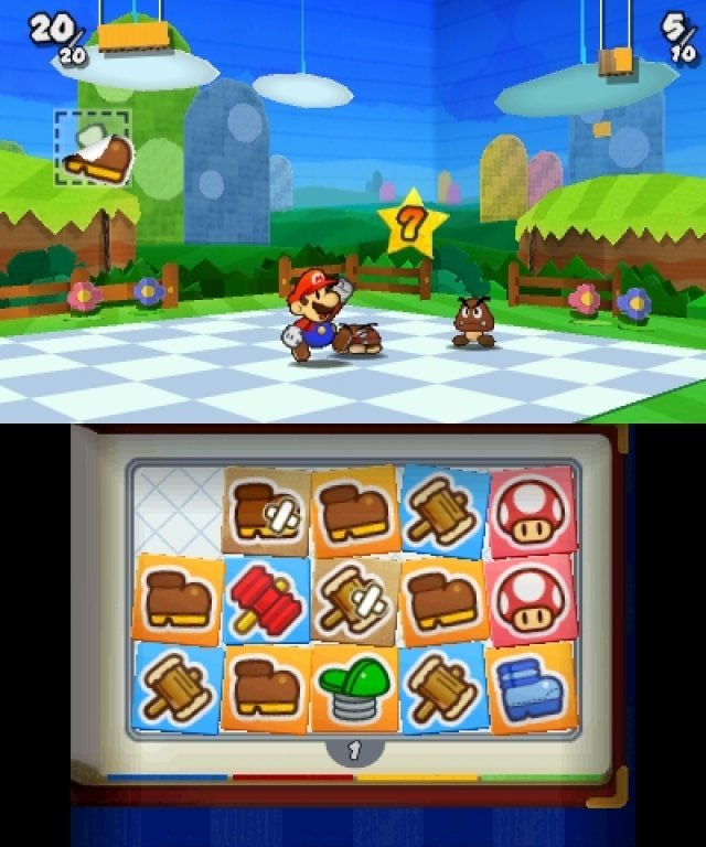 Screenshot - Paper Mario: Sticker Star (3DS) 92419672