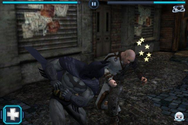Screenshot - Batman: Arkham City Lockdown (iPhone) 2298312