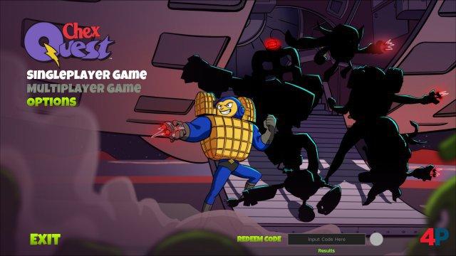 Screenshot - Chex Quest HD (PC)