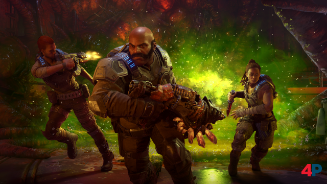 Screenshot - Gears 5 (PC)