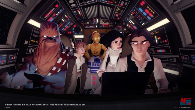 Screenshot - Disney Infinity 3.0: Play Without Limits (360) 92506064