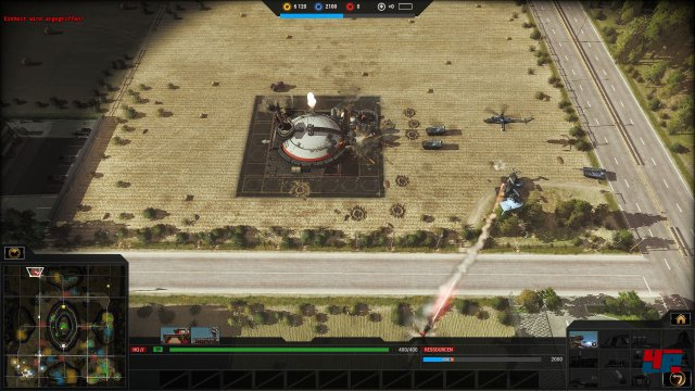 Screenshot - Act of Aggression (PC) 92513008