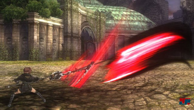Screenshot - God Eater 2: Rage Burst (PlayStation4) 92493137