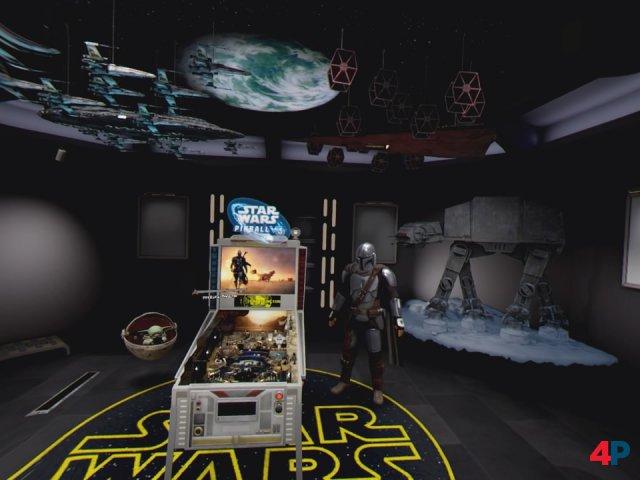 Screenshot - Star Wars Pinball VR (PlayStationVR) 92640874