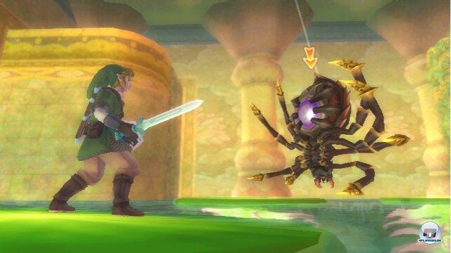 Screenshot - The Legend of Zelda: Skyward Sword (Wii) 2276582
