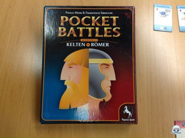 Screenshot - Pocket Battles: Kelten vs. Römer (Spielkultur)