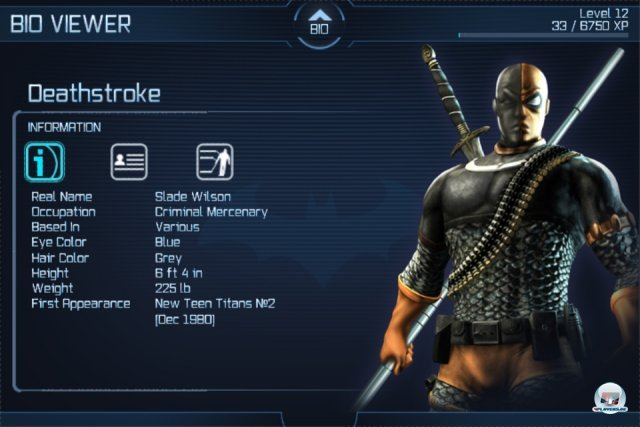 Screenshot - Batman: Arkham City Lockdown (iPhone) 2298577