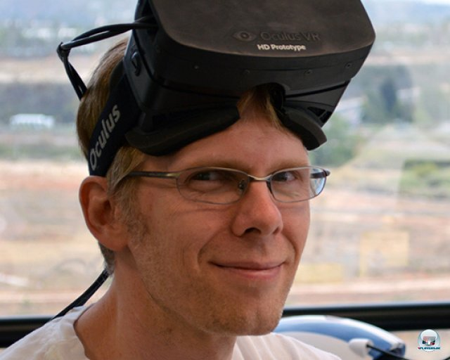 <b> Carmack heuert bei Oculus VR an</b><br><br>Lange war John Carmack die treibende technische Kraft bei id Software - jetzt wechselt die Entwicklerlegende zum Virtual-Reality-Unternehmen Oculus VR. Wir beleuchten die Vergangenheit des Technologie-Spezis und Gegners von Software-Patenten, der die Spielewelt mit Titeln wie Doom und Wolfenstein 3D geprägt hat. 92465944