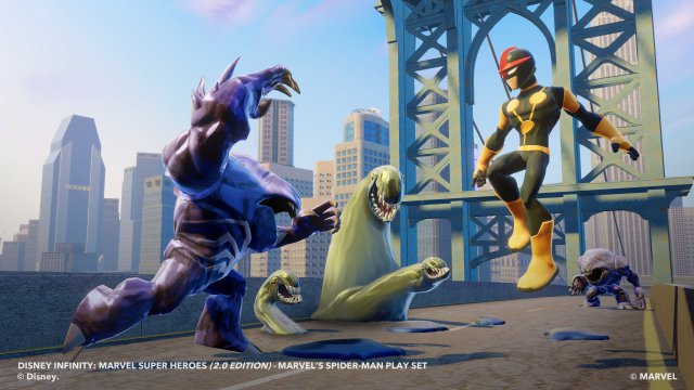 Screenshot - Disney Infinity 2.0: Marvel Super Heroes (360) 92484576