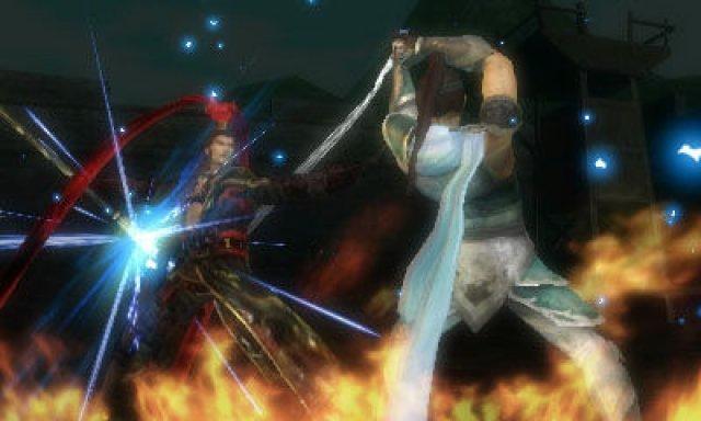 Screenshot - Dynasty Warriors VS (3DS) 2302937
