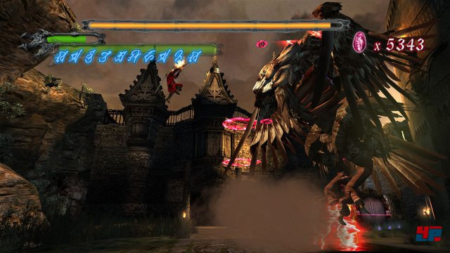 Screenshot - Devil May Cry: HD Collection (PC) 92561104