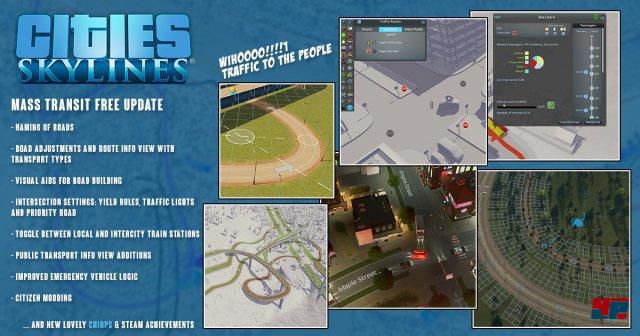 Screenshot - Cities: Skylines - Mass Transit (PC)