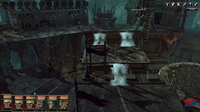 Screenshot - Blackguards 2 (PC)