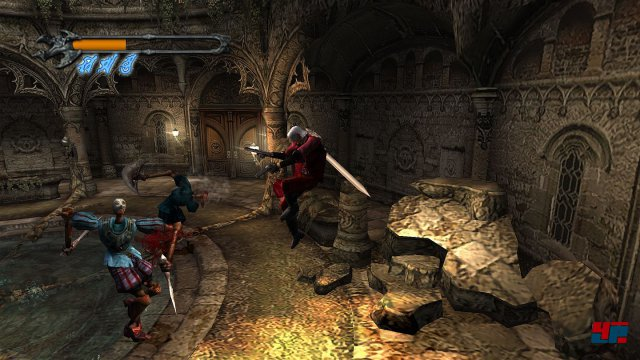 Screenshot - Devil May Cry: HD Collection (PC) 92561099