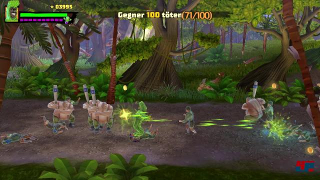 Screenshot - Shaq Fu: A Legend Reborn (PS4) 92569400