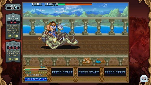 Screenshot - Dungeons & Dragons: Chronicles of Mystara (360) 92461760