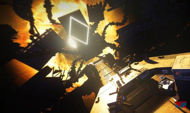 Form ist einer der wenigen VR-Titel, bei dem auch Screenshots die visuelle Pracht vermitteln.