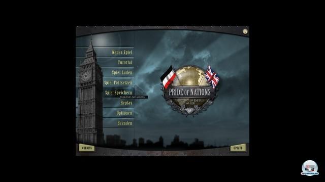 Screenshot - Pride of Nations (PC)