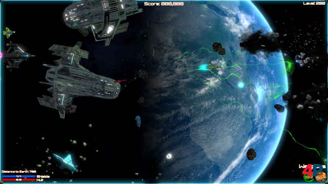 Screenshot - Shooting Blaster Big Bang Boom (PC)