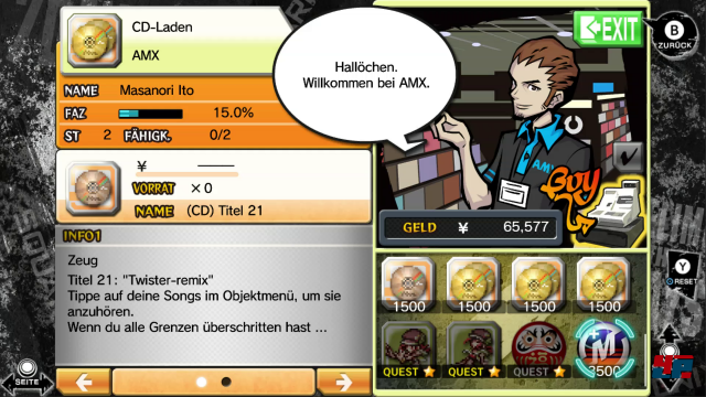 Screenshot - The World Ends with You (Switch) 92576384