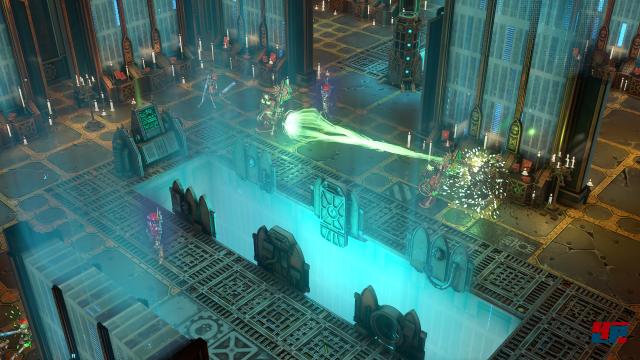 Screenshot - Warhammer 40.000: Mechanicus (Linux) 92588051
