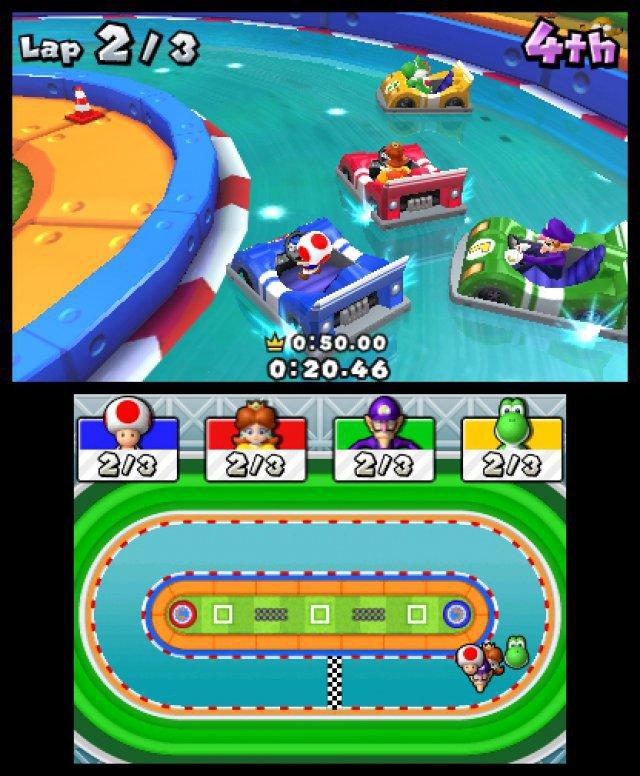 Screenshot - Mario Party: Island Tour (3DS) 92472496