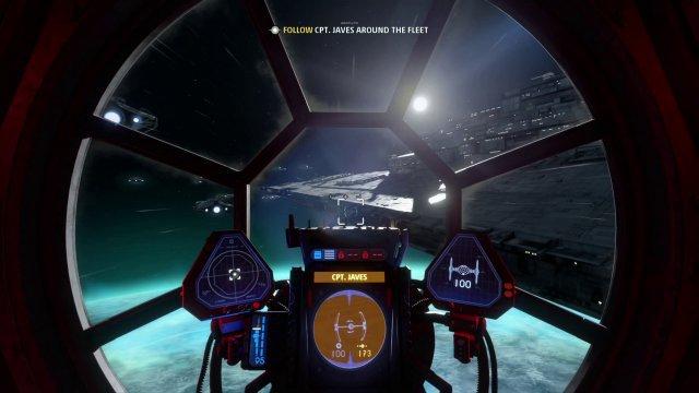 Der Blick aus einem ikonischen Cockpit auf ein ikonisches Motiv.