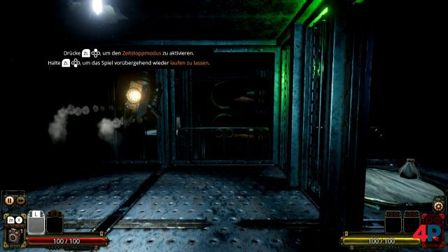 Screenshot - Vaporum: Lockdown (Switch) 92638379