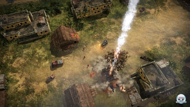 Screenshot - Renegade Ops (PC) 2223427