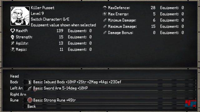 Screenshot - Paper Sorcerer (PC) 92476197