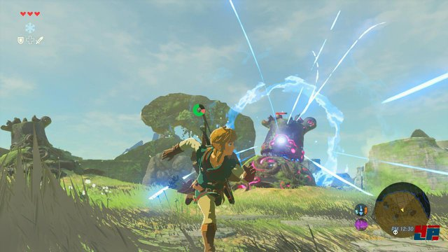 Screenshot - The Legend of Zelda: Breath of the Wild (Wii_U) 92528012