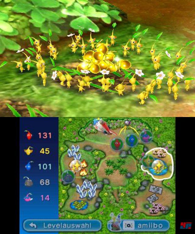 Screenshot - Hey! Pikmin (3DS) 92550153