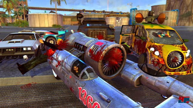 Screenshot - Carmageddon: Reincarnation (PC) 92506252