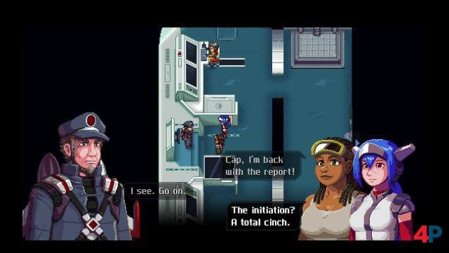 Screenshot - CrossCode (Switch)