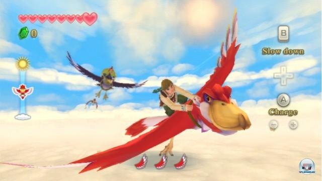 Screenshot - The Legend of Zelda: Skyward Sword (Wii) 2243462
