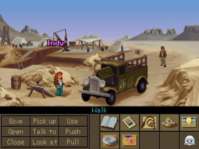 Screenshot - Indiana Jones and the Fate of Atlantis (PC) 2283602