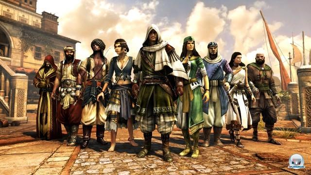 Screenshot - Assassin's Creed: Revelations (360) 2251992