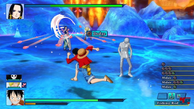 Screenshot - One Piece: Unlimited World Red (PlayStation3) 92484340