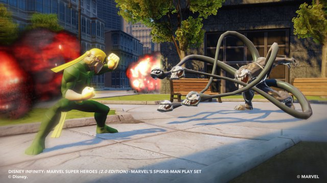 Screenshot - Disney Infinity 2.0: Marvel Super Heroes (360) 92484566