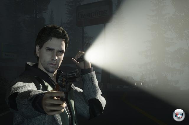 Alan Wake<br><br>Der geistige Nachfolger von Max Payne ist genau wie er ein gebeutelter Charakter: Ein ehemals erfolgreicher Schriftsteller, der aber seine Muse verloren hat und von finsteren Albträumen geplagt wird! Nicht eben die verlockendste Vorstellung, aber die clevere Basis für eines der am sehnlichsten erwarteten Spiele des Jahres. Können die Finnen von Remedy im Jahre sechs nach Max Payne 2 erneut mitreißen und begeistern? 1898273