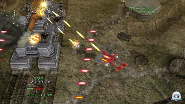 Screenshot - Under Defeat HD - Deluxe Edition (360) 2393907